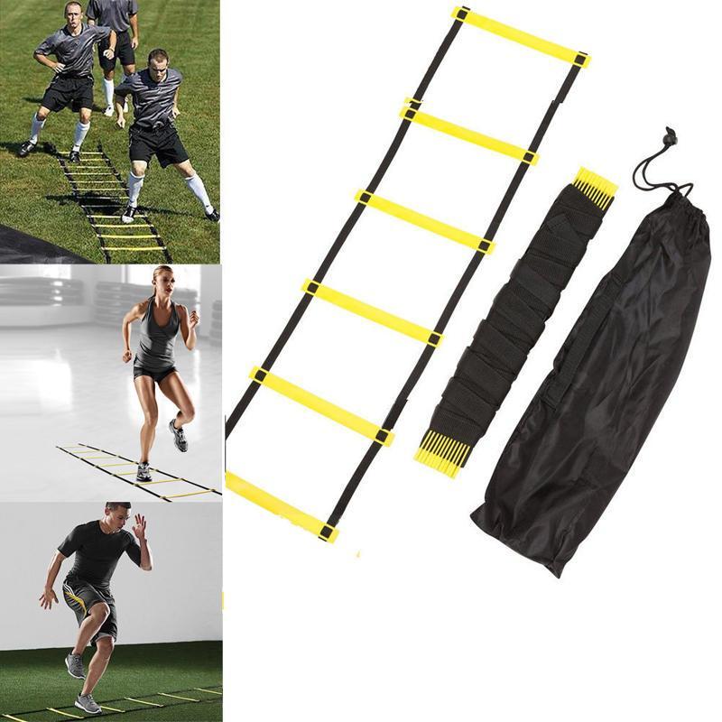 Лестницы для футбольной тренировки 10м - фото 1