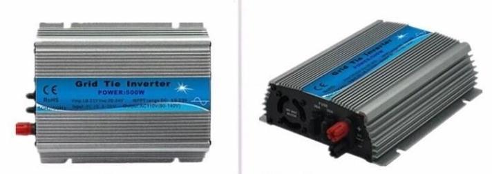 На сетке галстук инвертора микро Control Инвертор 200 Вт, фото 2