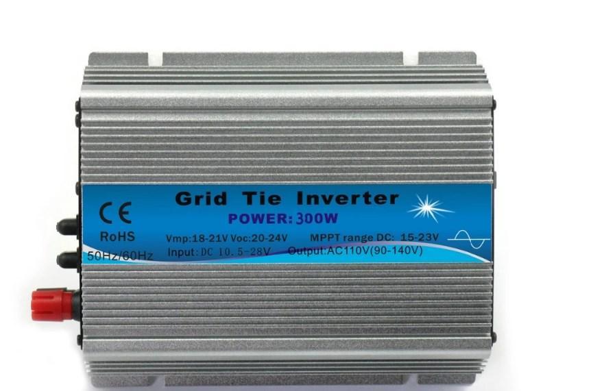 12 В 24 В до 110 В 220 В на сетке галстук инвертора 200 Вт Солнечной Инвертер 200 Вт