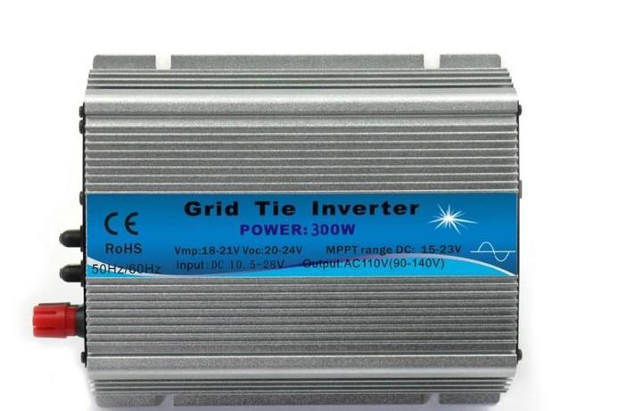 12 В 24 В до 110 В 220 В на сетке галстук инвертора 200 Вт Солнечной Инвертер 200 Вт, фото 2