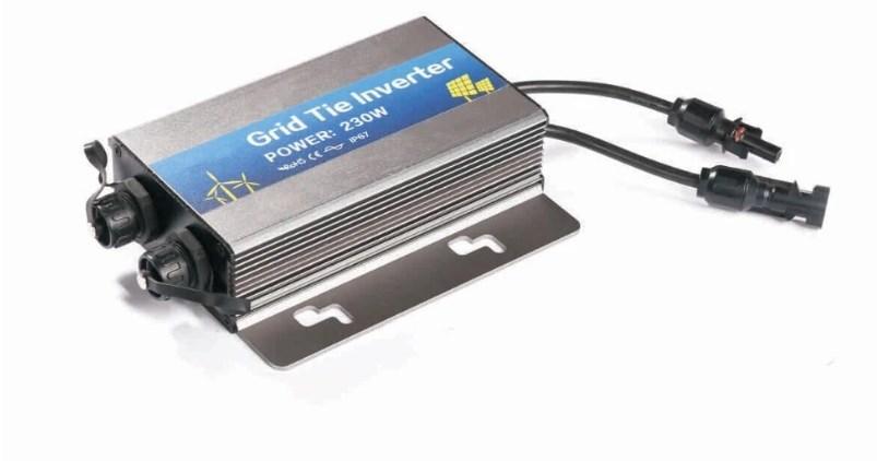 Три фазы солнечного Гибридный инвертор 200 Вт 10.5-28 В DC