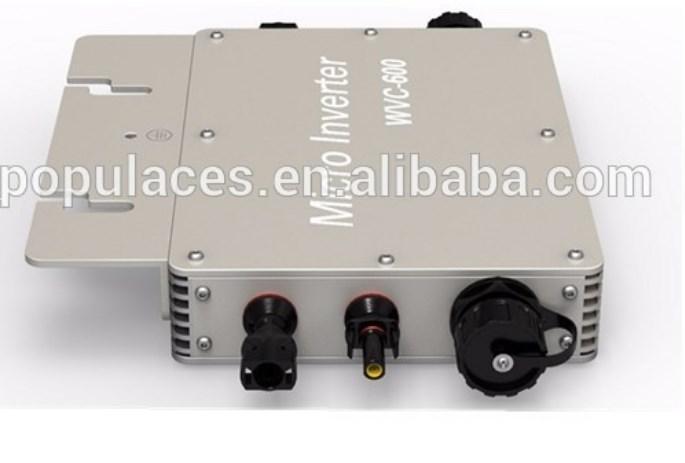 Микро-водонепроницаемый инвертор 600 Вт