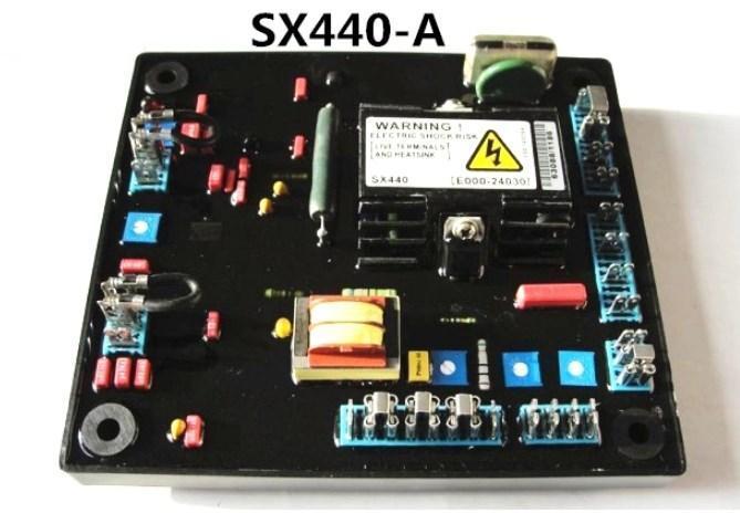 Newage avrsx440-a с красным конденсатором для бесщеточного генератора, фото 2