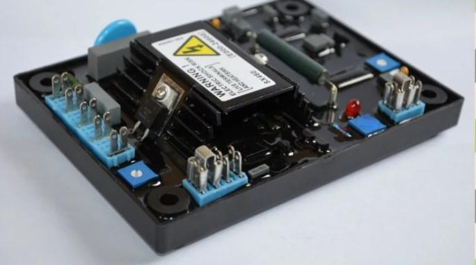 AC Автоматический регулятор напряжения 230 В V avr схема схемы sx460 avr, фото 2