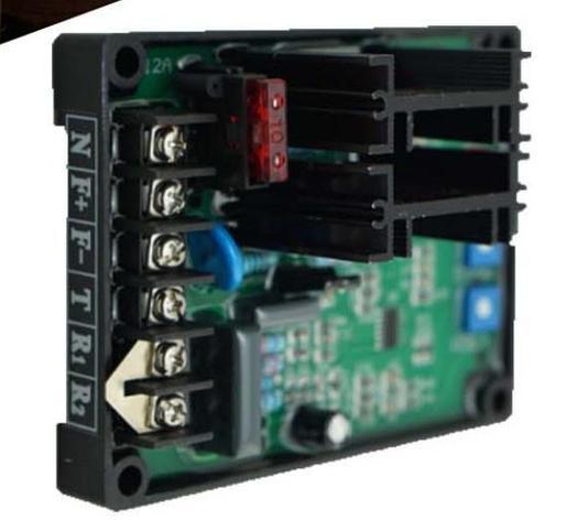 AVR дизель генератор GAVR1-12A AVR управления электрического генератора, фото 2