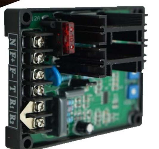 Населении автоматический регулятор AVR GAVR12A