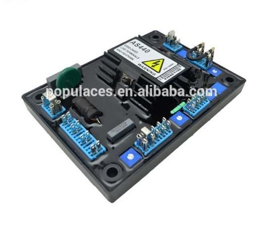 AS440 цепи AVR