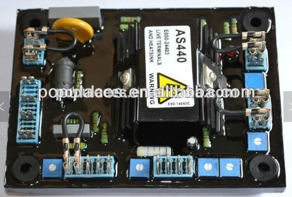 AVR AS440 дизельный генератор запасные части автоматический регулятор напряжения, фото 2