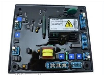 100% тестирование генератор avr 20kva AVR регулятор напряжения SX440, фото 2