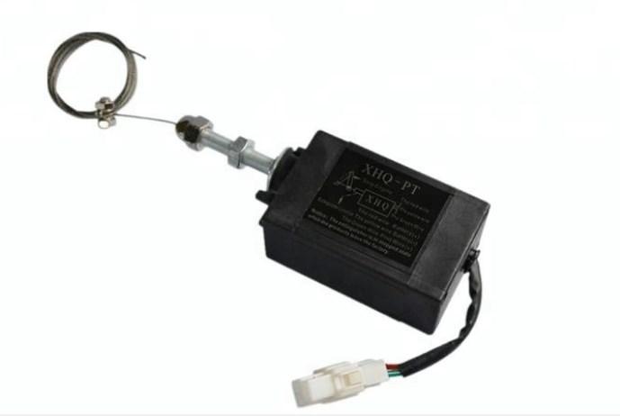12 В 24 В остановки двигателя клапан дизельный двигатель электромагнитный XHQ-PT, фото 2
