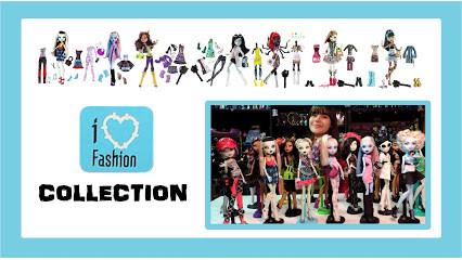 Коллекция I love fashion / Я люблю моду