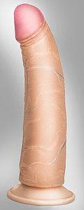 """Фаллоимитатор """"COCK NEXT"""" на присоске, L 17.5 см D 3.5 см, киберкожа"""