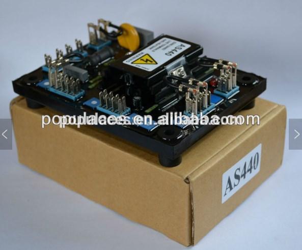 AVR AS440 дизельный генератор запасные части автоматический регулятор напряжения