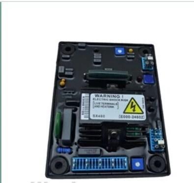 100% тестирование дизель-генератор avr 30kva AVR регулятор напряжения SX460, фото 2