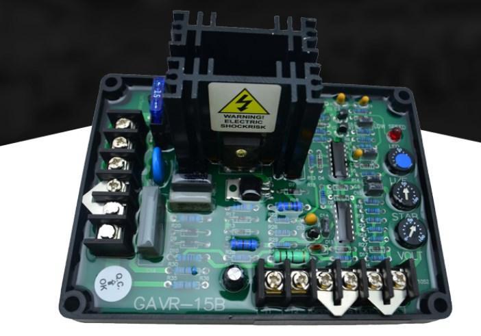Дизель-генератор запасных частей Gavr 15A