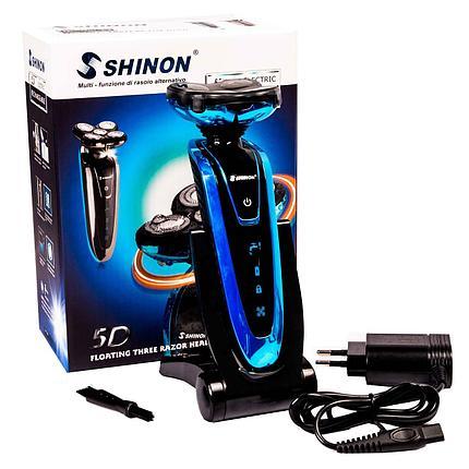 Электробритва водонепроницаемая SHINON SH-7067, фото 2