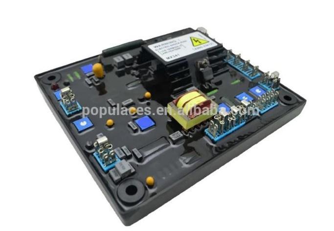 Увеличить изображение Генератор универсальный AVR MX341   Добавить в сравнениеПредоставить общий доступ Генер, фото 2