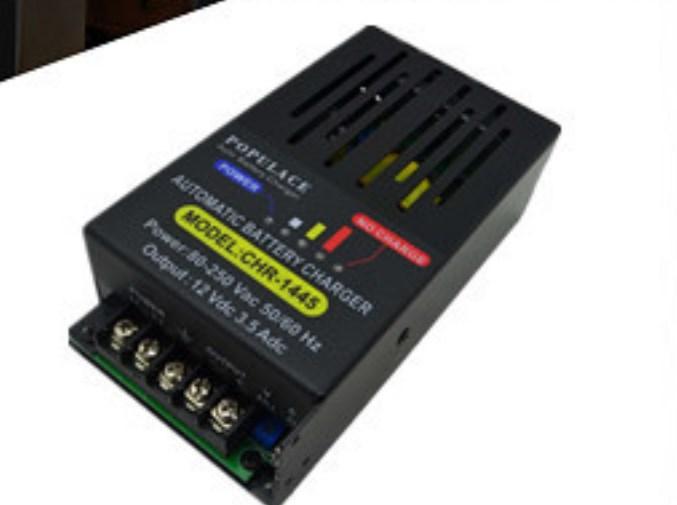 Genset части 12 В V 3.5A зарядное устройство CHR-1445 для с 100% качеством