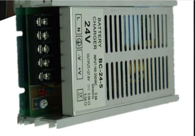 BC245 генератор зарядное устройство BC 24 В 5A, фото 2