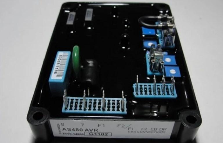 Стабилизатор напряжения avr AS480 для генератора