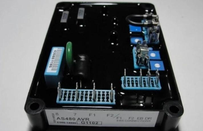 Стабилизатор напряжения avr AS480 для генератора, фото 2