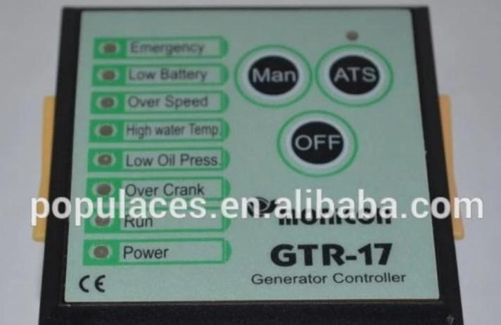 Дизель общего Генератор Модуль контроллера GTR-17, фото 2