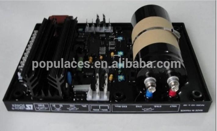 Автоматический регулятор напряжения avr для бесщеточный генератор R448, фото 2
