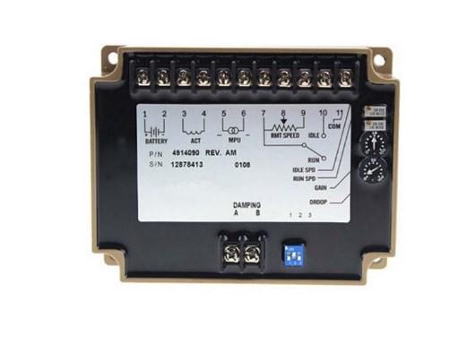 Модуль управления скоростью 4914090 генератор регулятор скорости, фото 2