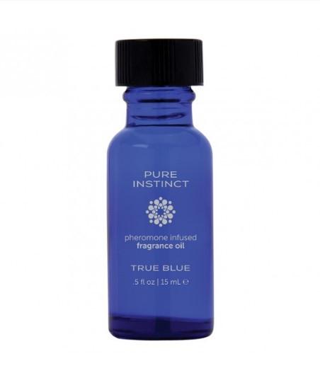 """Обогащённое парфюмерное масло для двоих """"Pure Instinct"""", 15 мл"""