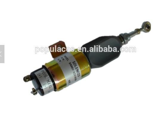 Электромагнитный клапан 24 В B4002-1115030, фото 2