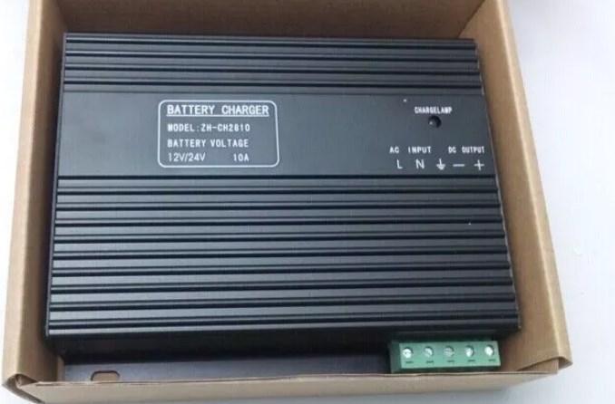 Standy генератор зарядное устройство 12 В 24 В зарядное устройство 10A, фото 2