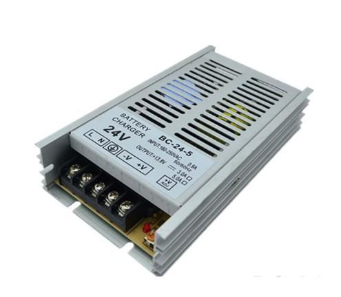Массовые поставки резервный генератор зарядное устройство 24 В 5A, фото 2