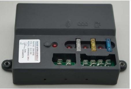Генератор детали основные модель двигателя Интерфейс eim одноцветное MK3 24 В, фото 2