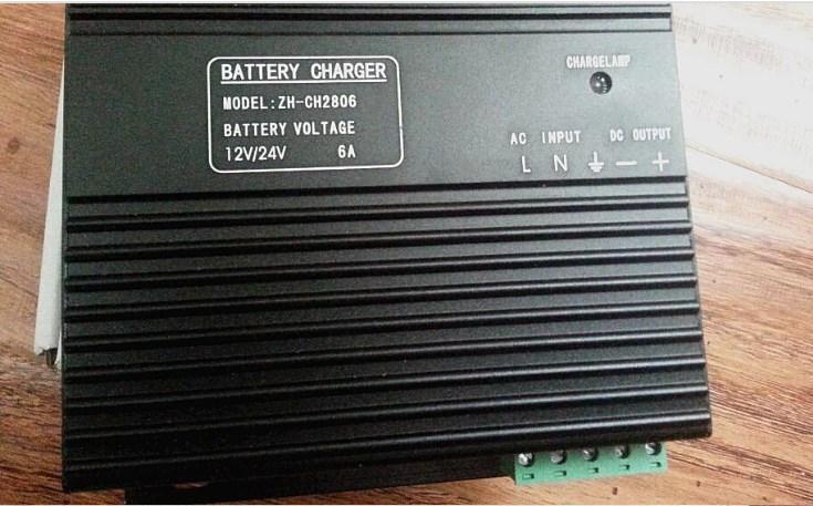 12 В 24 В 6A ZH-CH2806 для генератора зарядное устройство