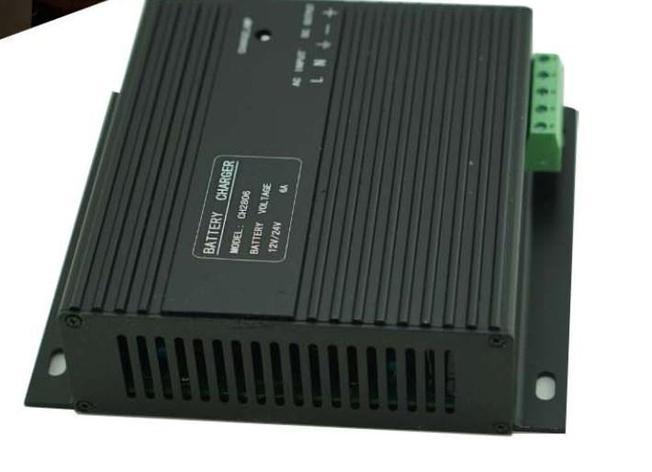 Генератор зарядное устройство 12 В 24 В автоматический 6A, фото 2