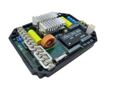 Diesel контролируемых генераторной установки avr UVR6
