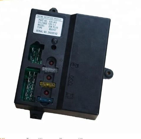 465-630 совместимая панель управления генератором части wilson