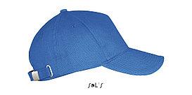 Бейсболка | Sols Long Beach | Синяя