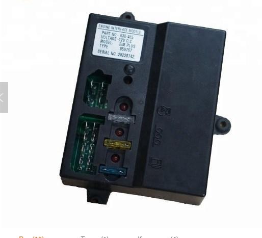 Wilson дизель контроллер модуля eim плюс EIM630-465 pcb