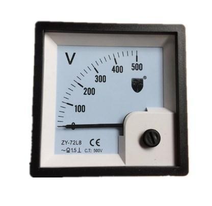 Высокое качество, лучшие цены частота переменного тока метр 80*80 Гц Частота Счетчика, фото 2