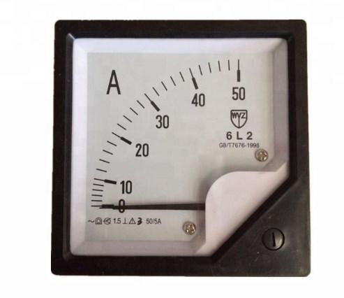 80*80 Ампер метр для частей генератора
