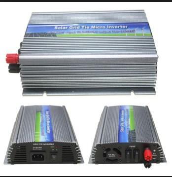 Закрытый тип вход 10.5-28 В DC 600 Вт Солнечной Сетка Tie Micro Инвертор для системы хранения энергии