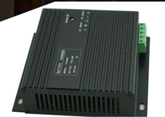 Генератор автоматическое зарядное устройство ZH-CH28 6A 12 В 24 В регулируемый, фото 2