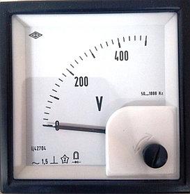 Вольтметр Ц42704 0-500В