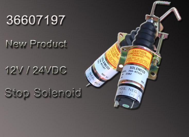 Генератор остановка электромагнитный 36607197 12 В