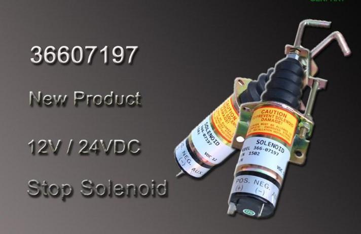 Генератор Клапаны электромагнитные 36607197 12 В, фото 2