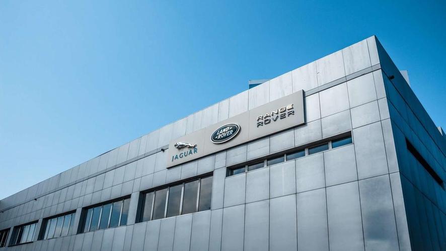 Jaguar Land Rover, г. Алматы, июнь 2017г.