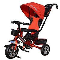 3-х колесный велосипед Lexus Trike, красный