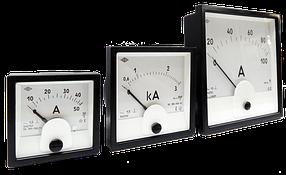 Амперметр перегрузочный Э42704 А 150-300/1