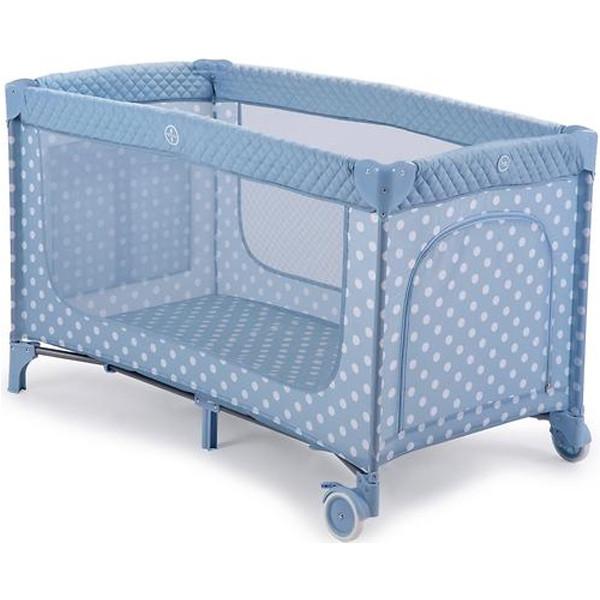 Кровать-манеж Happy baby / Манеж Martin Aqua